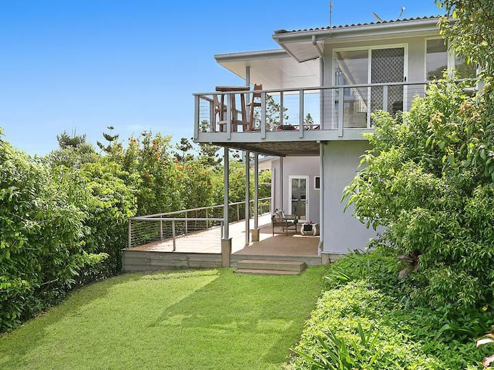 TRANQUIL LEAFY OASIS IN THE HEART OF YEPPOON