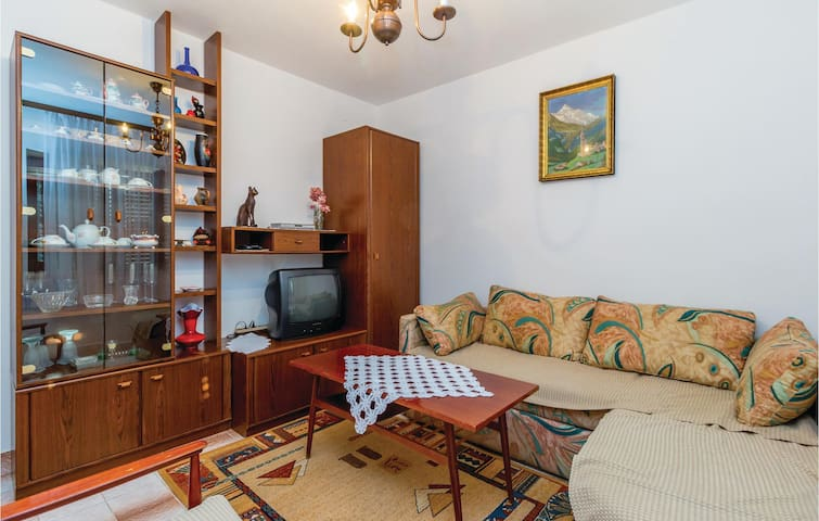 Holiday apartment with 1 bedroom on 36 m² in Punat