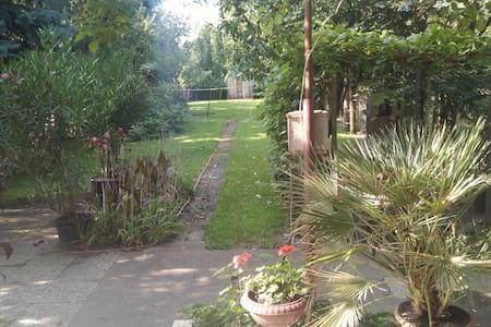 Green Garden Summer house Ac/wifi