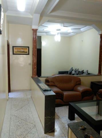 Appartement meublé à fes