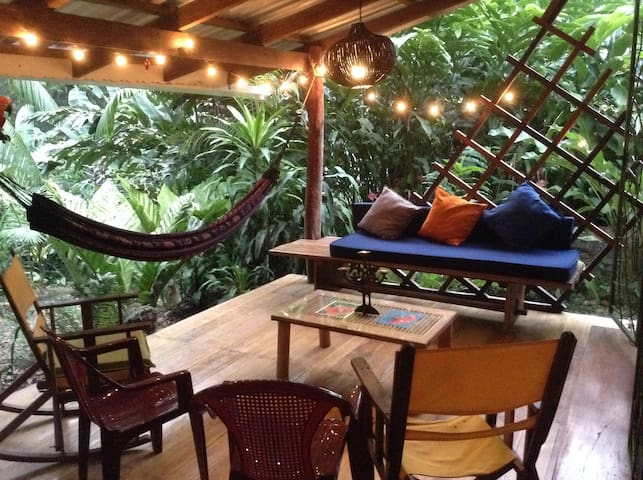 EL RETIRO CARIBEÑO , ideal vacation spot to relax. - Cocles - Haus