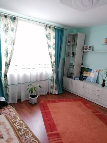 Apartment very close to the Danube bank, in Braila