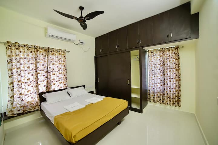 New Luxurious Taj Homes Stay in Tirupati