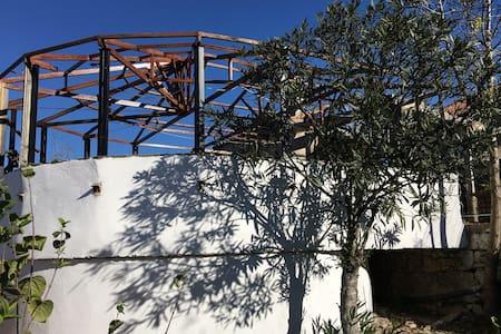 em Casa da Aurora, Alvorge, Ansião, Portugal