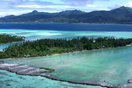 Your Private Tahiti Island - Pātio