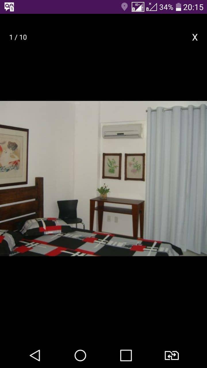 Apartamento completo verão Salvador, Ondina