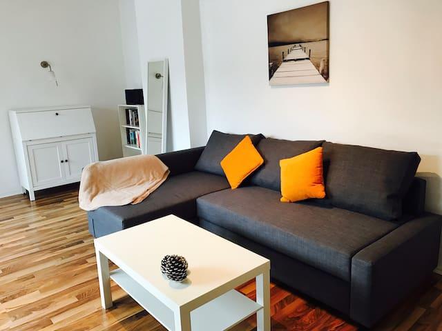 """Tolle Wohnung im """"belgischen Viertel"""" in Köln"""
