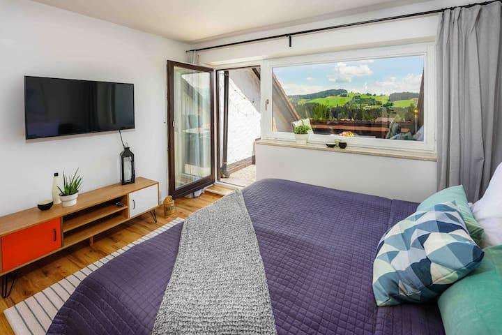 Oberreute - Modernes Zuhause mit Allgäu Aussicht