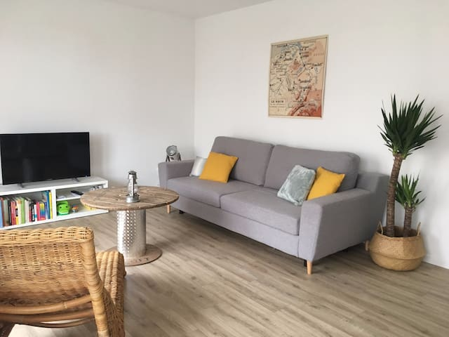 Appartement cosy idéalement situé à Metz