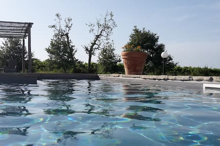 CountryCharm B&B 15min from Cortona - Castiglion Fiorentino