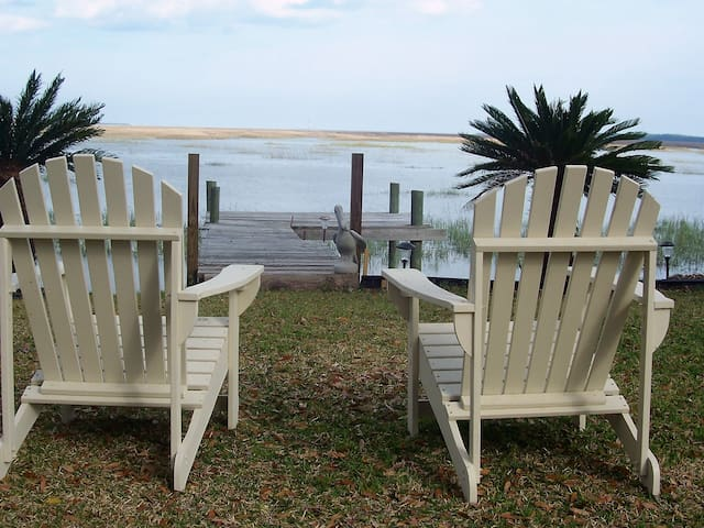 Waterfront Guest Cottage - Charleston - Apartemen