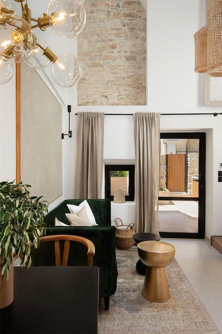 Luxury Heritage Stone House