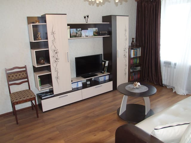Apartment in a quiet area in the city center