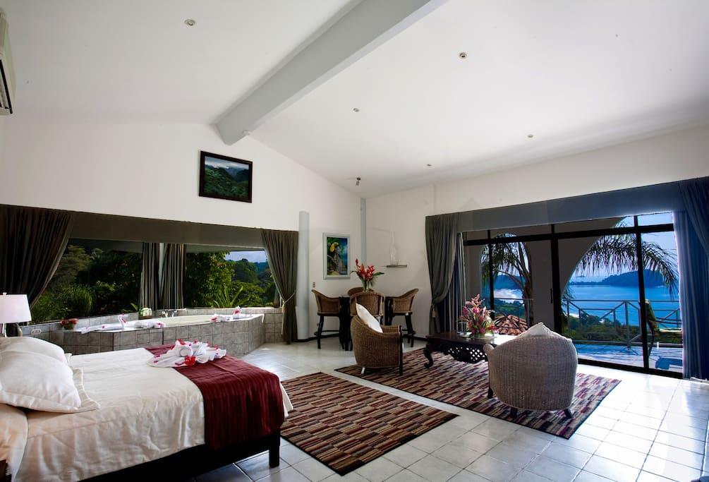 Presidential Suite la Mansion Manuel Antonio National Park