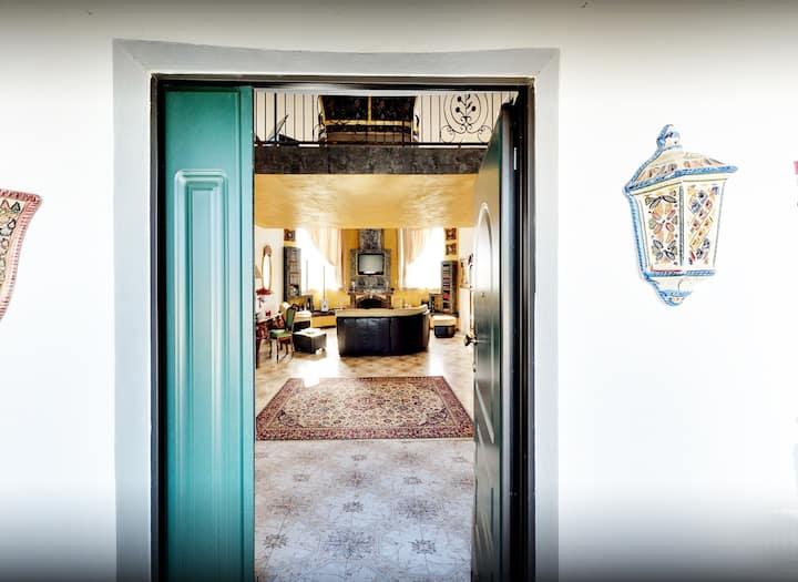Japigium Charming Villa in Capo Rizzuto