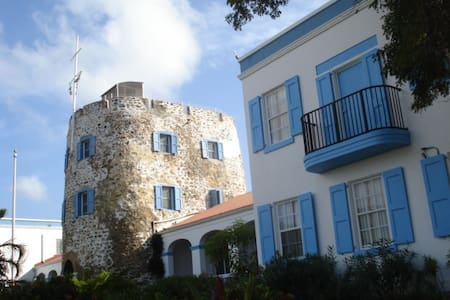 Bluebeards Castle St Thomas USVI ~Sleeps 4 - Charlotte Amalie