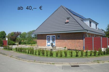 In 2015 renovierte Fewo Nordstrand - Dagebüll