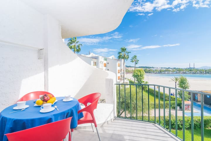 ROVELLÓ - Apartment with sea views in Port d'Alcudia.