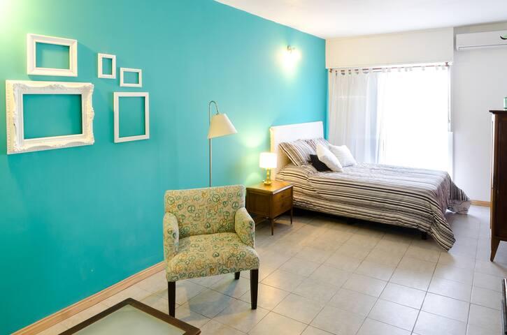 Cálido departamento en SAN TELMO - Buenos Aires - Appartement