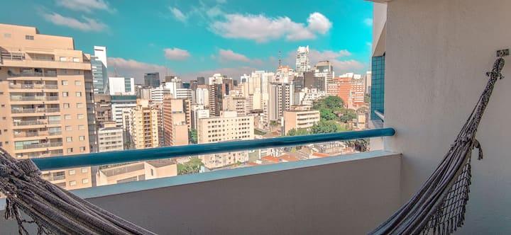 Apartamento proximo da Avenida Paulista