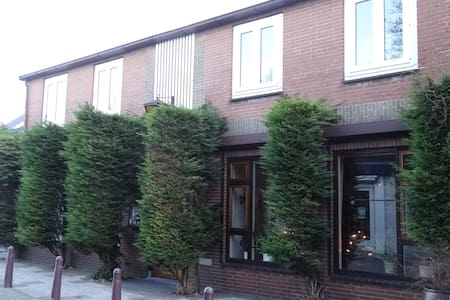 Charmant appartement jaren 70 stijl - Scharendijke - 一軒家