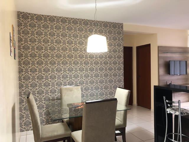 Apartamento inteiro Bairro Espinheiros em Itajaí