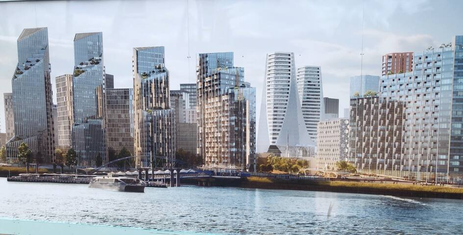 London O2 Luxury Apartment Amazing River View