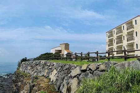 큰엉경승지절벽위에 전객실오션뷰 큰엉해올레펜션 - Seogwipo-si - Apartment