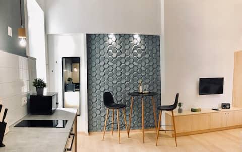 Modern Studio in the heart of Budapest
