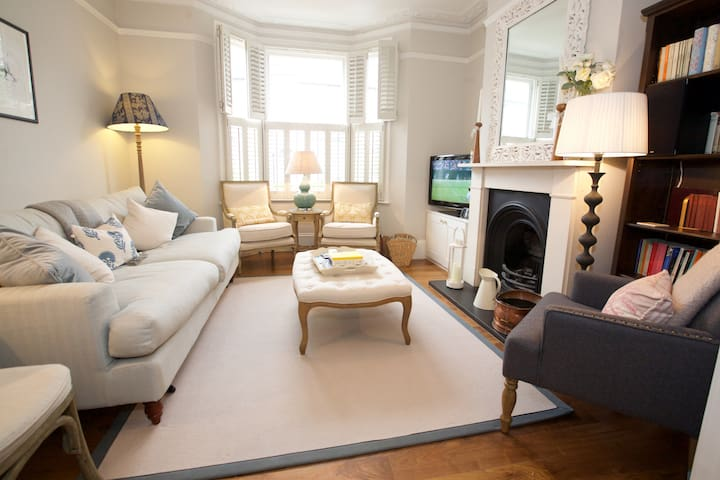 3 bedroom family house in East Putney with garden - Lontoo - Talo