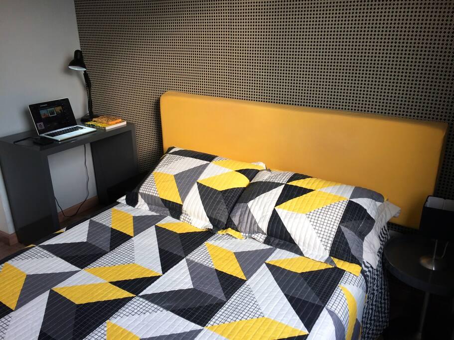Seu quarto (your room)