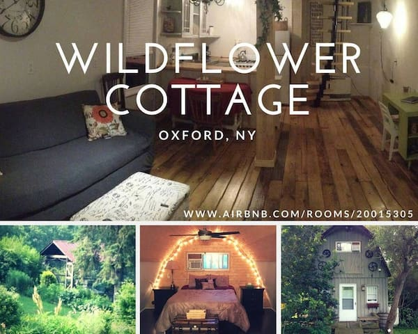 Wildflower Cottage: Local Points of Interest
