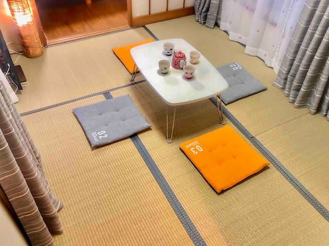 cozy villa next to Ikebukuro★3 stations nearby