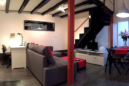 WONDERFUL LOFT IN LAVAPIÉS - WIFI - Madrid - Loft
