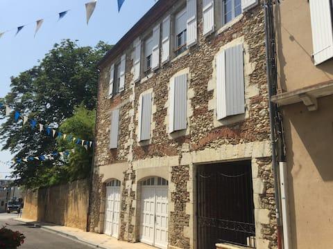 Appartement de charme rue Dupeyron