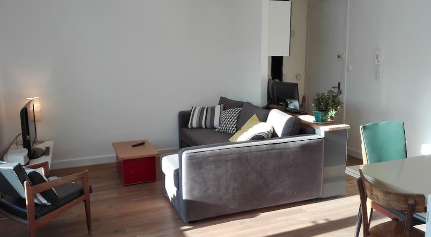 Appartement fraîchement rénové - Rezé - Apartamento