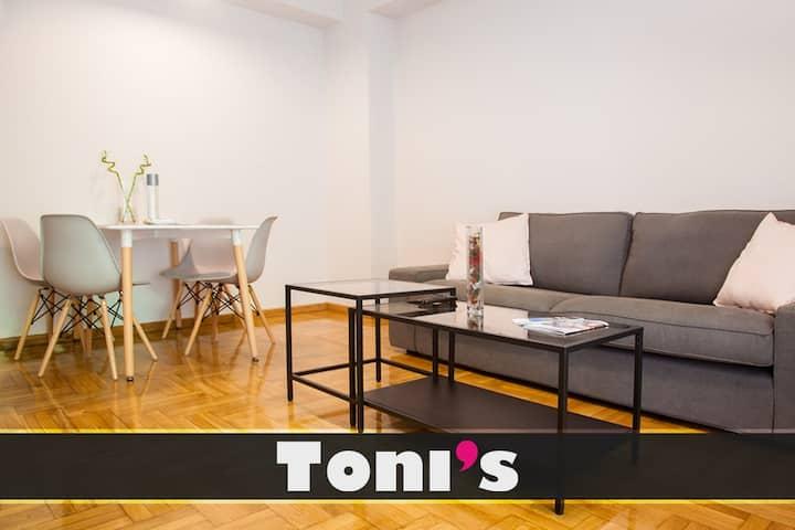 Toni's - Fancy Apartment in Kolonaki