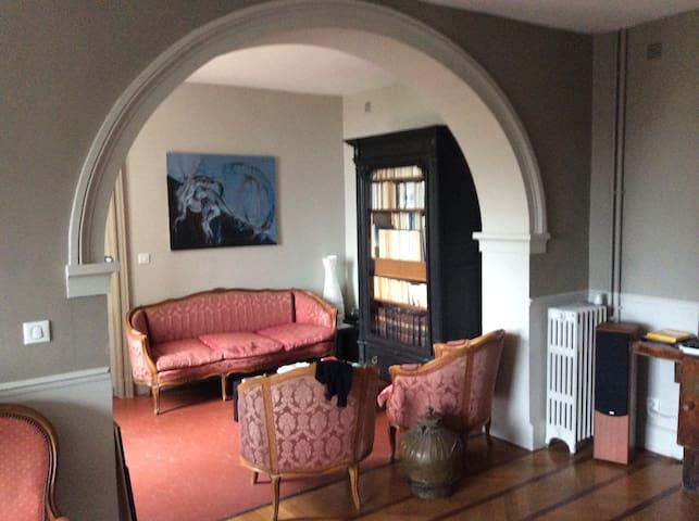 VILLA SAINT VINCENT Suite Jasmin - Agen - ที่พักพร้อมอาหารเช้า