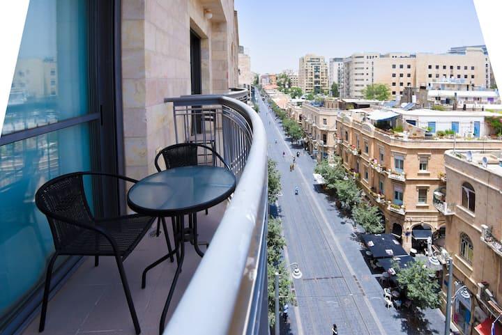 Jaffa Street View apartment