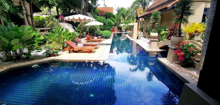 Montra Hotel Koh Samui   Deluxe Two-bedroom villa.
