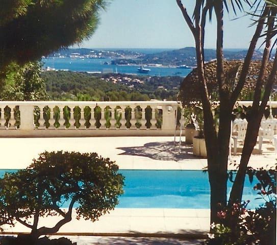 Loft dans villa d'exception - piscine, tennis