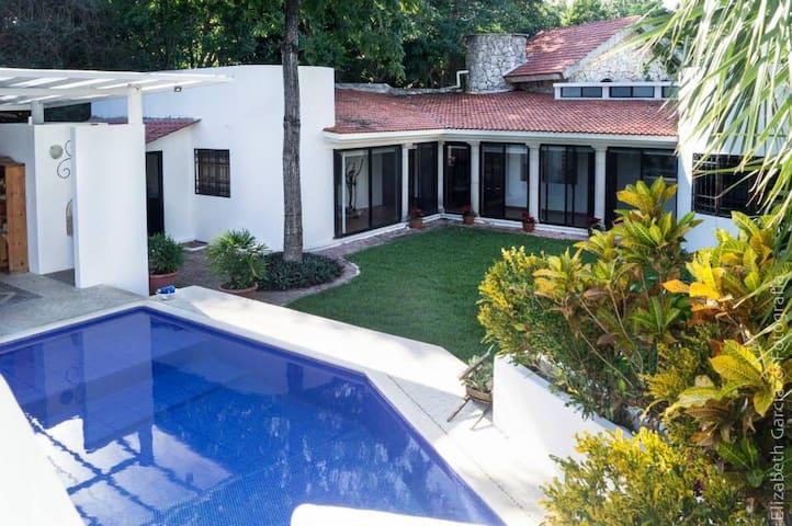 Casa Umaran, ideal para familias - Playa del Carmen - Villa