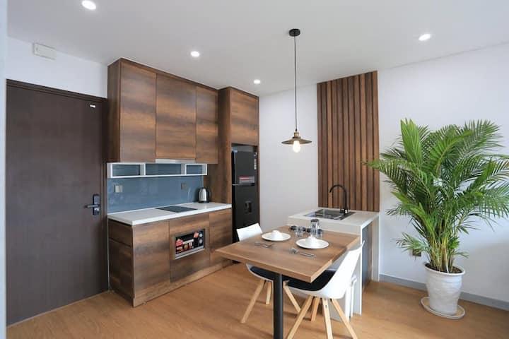 The Modern Apartment in 32/12 To Ngoc Van street