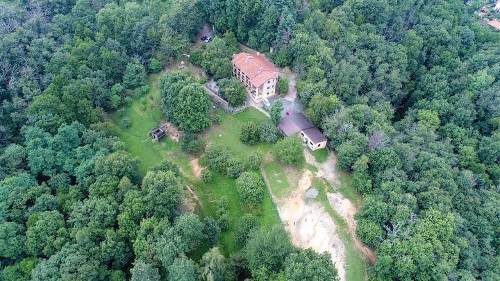 Equin'Ozio - Casa nel bosco