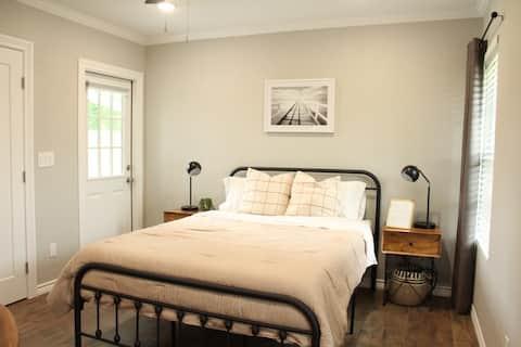 Cozy Master Bedroom with Private Bathroom