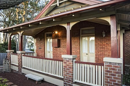 Belle Vue. Heritage home in the Hunter Region.