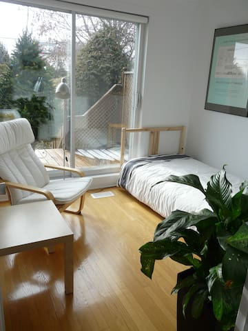 private room to rent , single bed - Gatineau - House