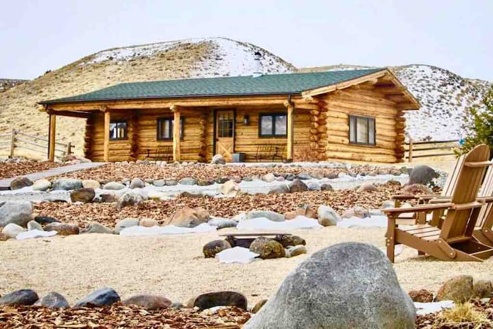 South Fork Mountain Retreat-Grizzly Cabin