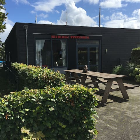 Bed and Breakfast de Veenhut - De Veenhoop - Apartament
