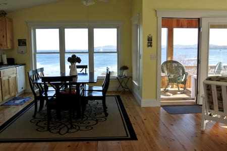 Spectacular Cottage on the Penobscot bay